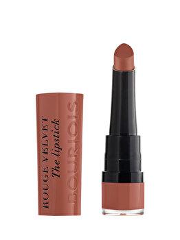 Ruj de buze Velvet Lipstick, 16 Caramel, 2.4 g imagine produs