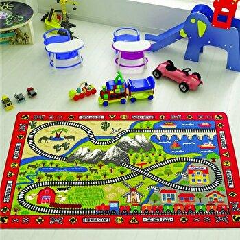 Covor Confetti, poliamida 100 procente, 200 x 290 cm. 770CNF8734, Multicolor