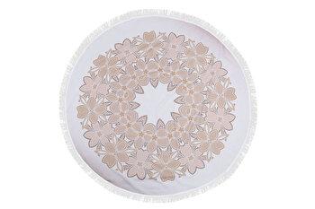 Fata de masa Pearl Home, 354PRL1313, Multicolor imagine