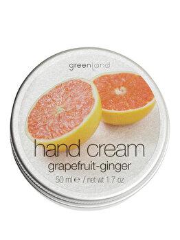 Crema de maini cu grepfruit si ghimbir, 50 ml poza