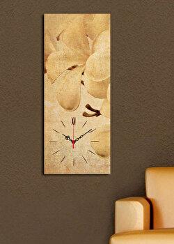 Ceas decorativ de perete Clock Art, 228CLA1646, Multicolor elefant