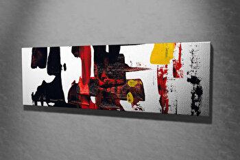 Tablou decorativ pe panza Majestic, 257MJS1277, Multicolor imagine