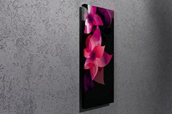 Tablou decorativ pe panza Majestic, 257MJS1284, Multicolor imagine