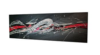 Tablou decorativ pe panza Majestic, 257MJS1323, Multicolor imagine