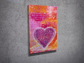 Tablou decorativ pe panza Majestic, 257MJS1206, Multicolor imagine