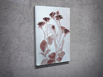 Tablou decorativ pe panza Majestic, 257MJS1246, Multicolor imagine