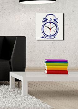 Ceas decorativ de perete Clock Art 228CLA1610 Multicolor
