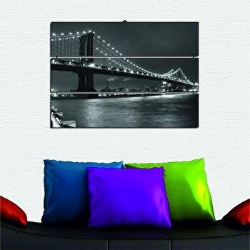 Tablou decorativ multicanvas Allure, 3 Piese, 221ALL1956, Multicolor