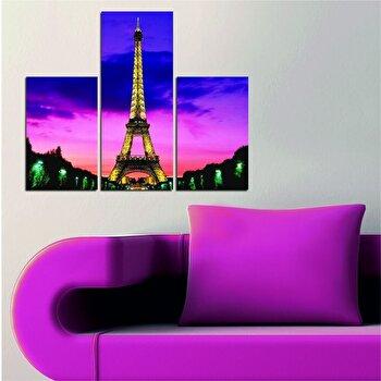 Tablou decorativ multicanvas Allure 3 Piese, 221ALL1910, Multicolor imagine