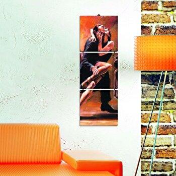 Tablou decorativ multicanvas Allure 3 Piese, 221ALL1935, Multicolor imagine