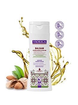 Balsam pentru par Stralucire si Volum cu ulei de migdale, 250 ml imagine produs