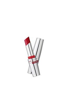 Ruj Pupa Miss Pupa Ultra Brilliant, 505 True Scarlet, 2.4 ml imagine produs
