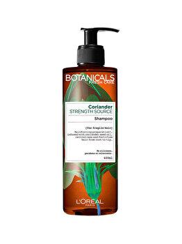Sampon fortifiant Botanicals Fresh Care cu ulei de coriandru pentru par fragil, 400 ml imagine produs