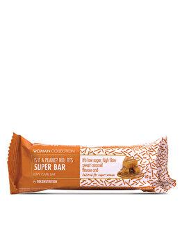 Woman Collection Super bar - Baton low carb caramel 40 g poza