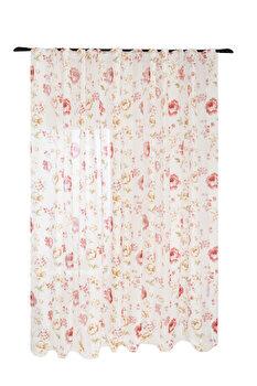 Perdea Mendola Fabrics Flora, 10-237FLORA, Poliester 100 procente, 300 x 245 imagine