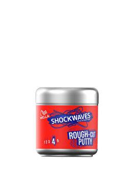 Pasta de remodelare Wella SHOCKWAVES Rough-Cut Putty, 150ml imagine produs