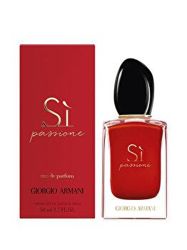 Apa de parfum Giorgio Armani Si Passione, 50 ml, pentru femei imagine produs