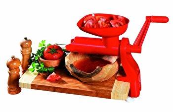 Presa manuala pentru fructe si legume Vanora VN-ZI-PM2, OS, din plastic, rosu