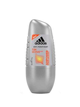 Deodorant roll-on Adidas Adipower, 50 ml, pentru barbati poza