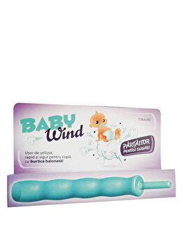 Dispozitiv pentru eliminarea colicilor Baby Wind
