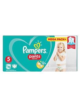 Scutece-chilotei Pampers Active Baby Junior 5 Mega Box, 12-17 kg, 96 buc