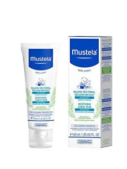 Balsam reconfortant Mustela masaj pectoral 40ml