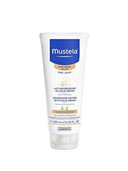 Lotiune nutritiva Mustela cu cold cream 200ml