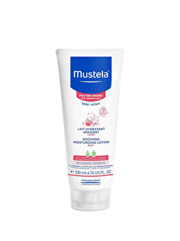 Lapte hidratant calmant corp piele Mustela sensibila 200ml