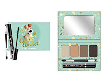Paleta pentru ochi Max Cosmetics