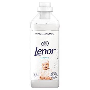 Balsam de rufe Lenor Sensitive 1L (33 spalari)