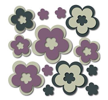 Decoratiune spuma flori