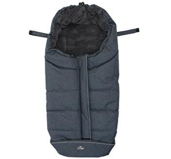 Sac de dormit pentru carucior BO Jungle cu interior fleece