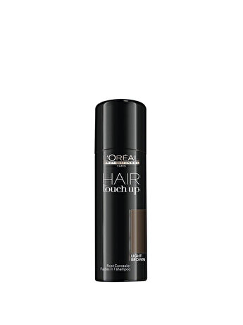 Spray pentru acoperirea firelor albe de par Hair Touch UP, Light Brown