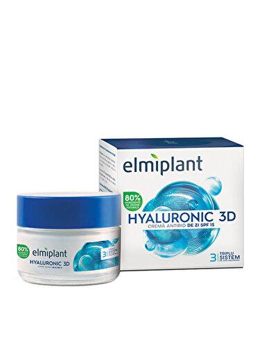 Crema antirid de zi Elmiplant cu Acid Hyaluronic