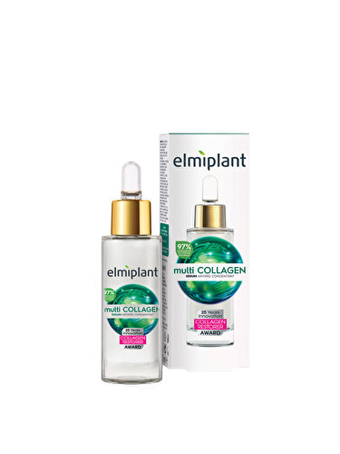 Ser antirid Elmiplant cu multi collagen