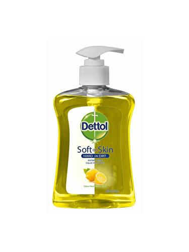 Sapun lichid antibacterian cu citrice Dettol Soft On Skin Hard On Dirt