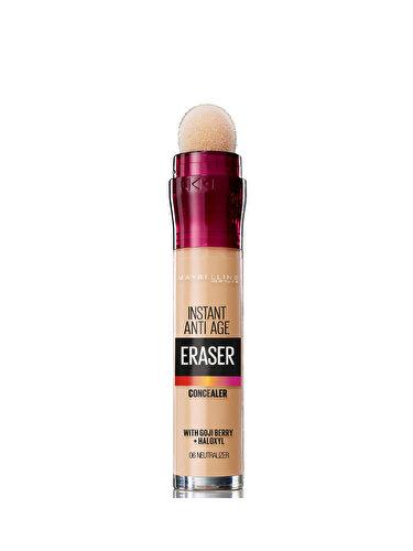 Corector de ochi cu efect anti-rid Maybelline New York Instant Anti Age Eraser Eye, 06 Neutralizer