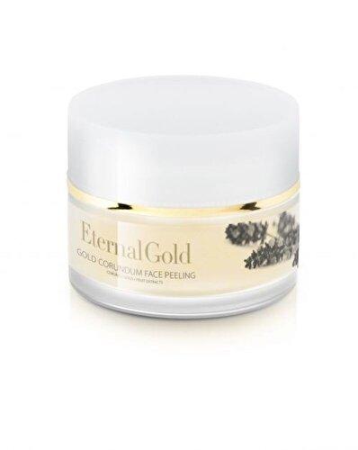 Exfoliant facial cu aur
