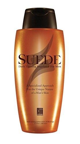 Accelerator bronzant, pentru barbati, Suede cu SPF0