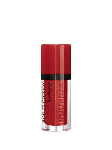 Ruj de buze Bourjois Rouge Edition Velvet, 01 Personne Ne Rouge