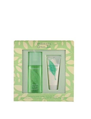 Set cadou Elizabeth Arden Green tea (Apa de parfum + Crema de corp) pentru femei