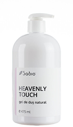 Gel de dus natural Sabio Heavenly Touch