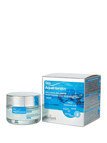 Biocrema de lux de noapte pentru hidratare si regenerare Farmona Skin Aqua Intensive