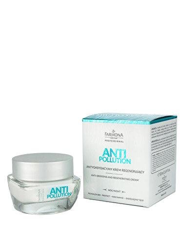 Crema antioxidanta si regeneratoare de noapte Farmona Anti Pollution