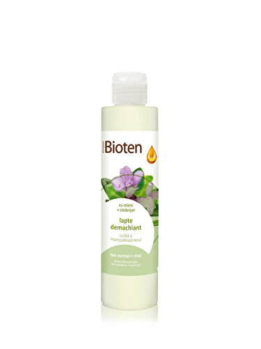 Lapte demachiant Bioten pentru ten normal/mixt