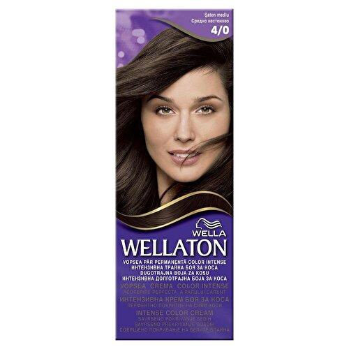 Vopsea par Wellaton 40 Saten mediu