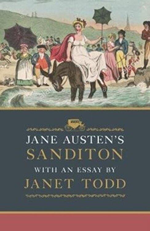 Jane Austen\'s Sanditon. With an Essay by Janet Todd, Hardback/Jane Austen