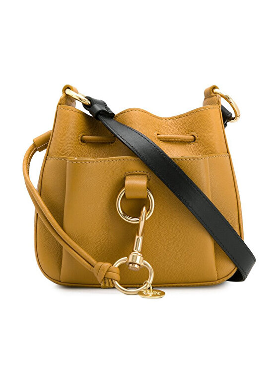 Geanta de umar See by Chloe Tony Mini Bucket
