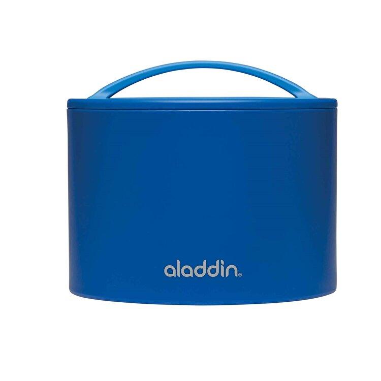 Caserola, Aladdin, 0.6 L, 1001134052, plastic, Albastru imagine