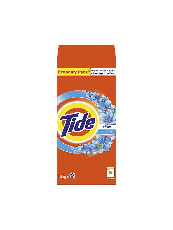 Detergent automat Tide 2in1 Lenor Touch, 100 spalari, 10 kg imagine
